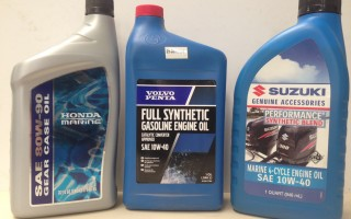 Oil, Grease, Lubricants