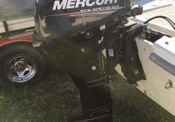 Mercury 20hp 4 Stroke 15