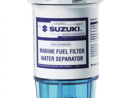 Suzuki 60 GPH Fuel/Water Separator Filter Assy.