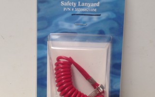 Tohatsu Safety Lanyard Cord (except MFS9.9A/MFS15A & BFT Models)