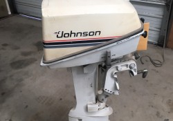 Johnson 8hp Sail Drive 20